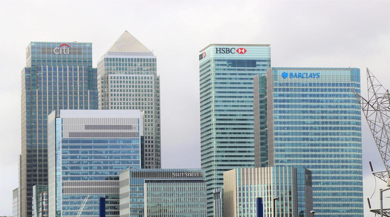bild på banker